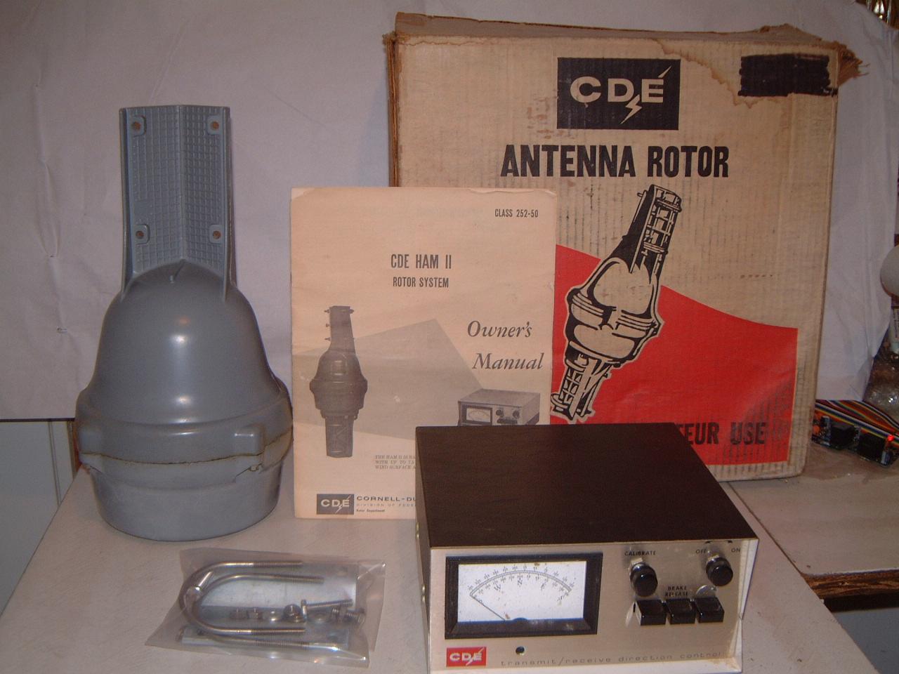 HAM-2 R&C, Rotor-Parts com